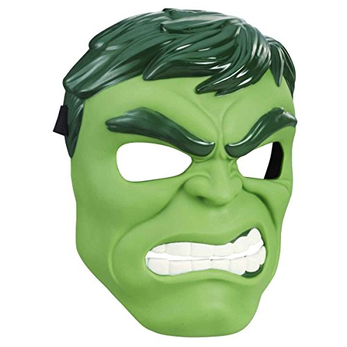 (Hasbro Marvel The Avengers Maske Hulk)