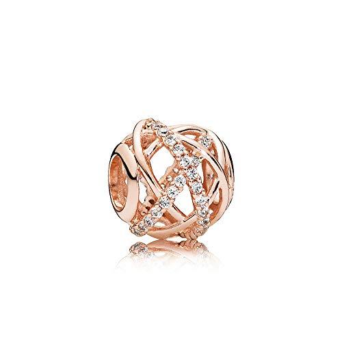 Pandora Charms Silber/Kupfer Zirkonia Zirkonia 781388CZ