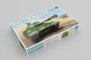 Trumpeter 05547-Maqueta de Soviet T flyfun-10a Heavy Tank