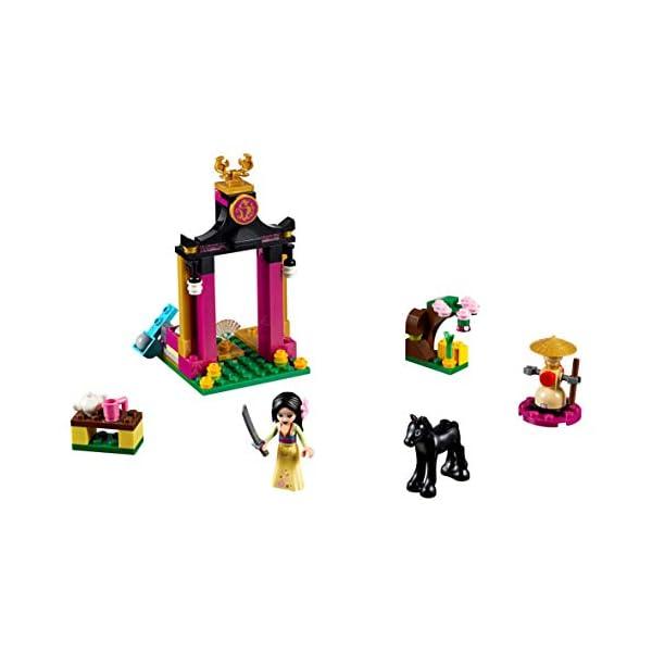 LEGO- Disney Princess Giornata di Addestramento di Mulan, Multicolore, 41151 4 spesavip
