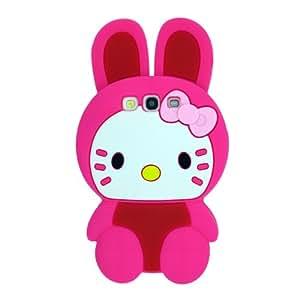 Rebbit hello kitty rosarot weich silikon gel schutz elektronik - Hello kitty fernseher ...