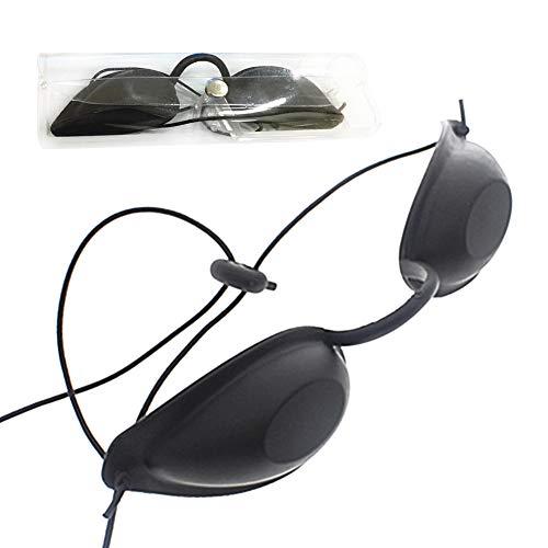 Augenmaske Lightweight Safety Goggle Augenklappen Shield Eyebrow Professional Professional Laserschutz