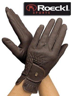 Roeckl sports ROECKL Handschuhe Roeck grip, weiß, 9.5