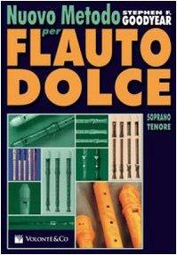 Nuovo metodo per flauto dolce