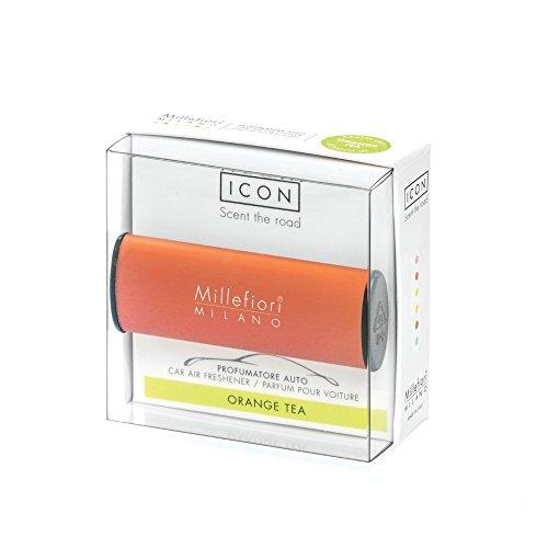 "Preisvergleich Produktbild Car Icon Car Air Freshener Icon ""Classic"" Orange - Orange Tea"