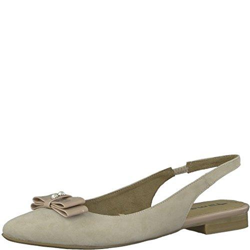 Tamaris Schuhe 1-1-29410-38 Damen Ballerinas, Sandalen, Sandaletten rosa (ROSE), EU 39