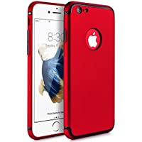 iPhone 6S Plus funda, iPhone 6 Plus caso, joseche completo de protección anti-scratch a prueba de golpes carcasa rígida fina con Ultra Slim con revestimiento de superficie para un excelente agarre Caso para iPhone 6 Plus/6S Plus para Apple Iphone 6 PLUS/6S Plus