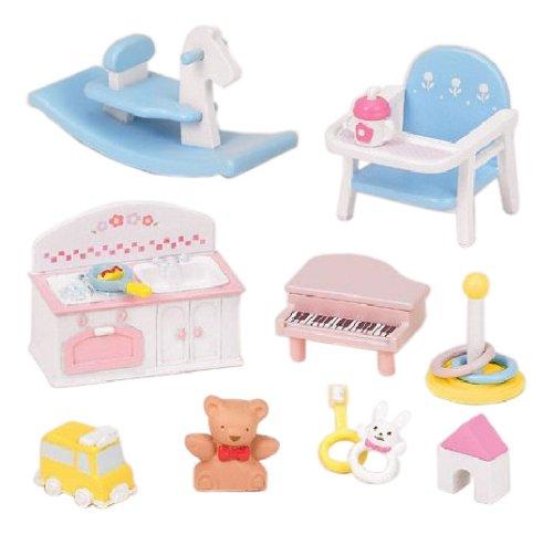 Giocattoli mobili Sylvanian bambino Settoka -211 (japan import)
