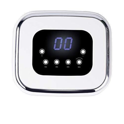 Koojawind Led-Uv-99W-Nageltrockner-HäRtungsgelpoliermittel-Lampen-LichthäRtungs-ManiküRe FüR Gelpoliermittel, Bluetooth-Musik-Intelligente Nagel-Phototherapie-Maschine Mit 4 Timer-Einstellungen - Manuelle Blutdruck-kit