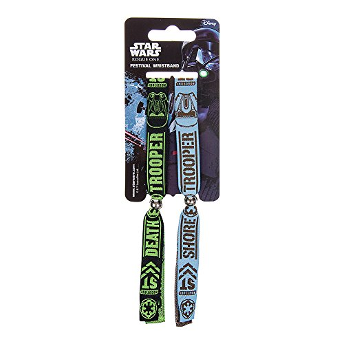 Star Wars Rogue One Empire Festival Wristband