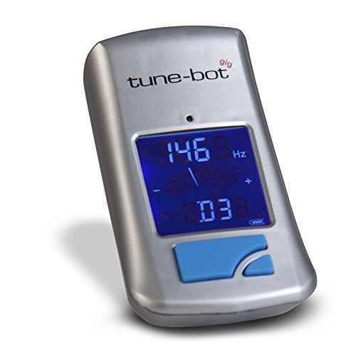Overtone Labs Tune Bot Gig Drum Tuner, Silber