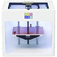 CraftUnique CU3DP-CBP-WT CraftBot PLUS 3D Drucker, PLA/ABS, RAL 9016, Verkehrsweiß