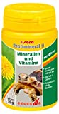 sera 02820 reptimineral H 100 ml - das Plus an