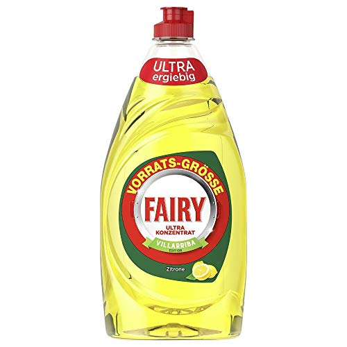 Fairy Ultra Konzentrat Zitrone Spülmittel, 800 ml -
