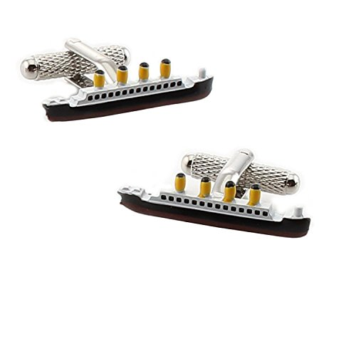 onyx-art-ck911-titanic-cruise-shaped-metallic-cuff-links-plus-free-premier-life-store-pen