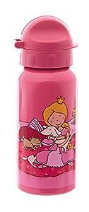 Sigikid 25014Pinky Queeny Botella de Agua, 18x 7x 7cm
