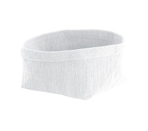 Torchons & Bouchons Panier À Pain Blanc 20 Cm