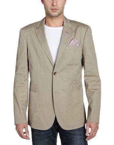 MEXX tuta da uomo giacca H5RE4746 Beige (260) 52