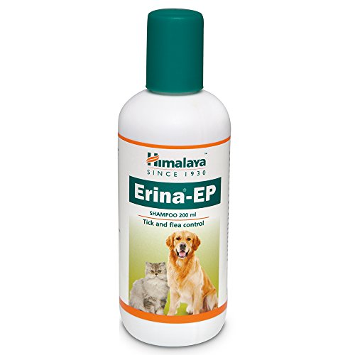 Himalaya Erina-EP Shampoo 200 ml Tick and Flea control