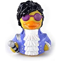 Paddle Like Its 1999 Rubber Duck - Celebriduck for Prince Fans