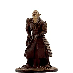 Lord Of The Rings - Figura de Plomo El Señor de los Anillos. Lord of the Rings Collection Nº 33 Orc Overseer At Isengard 12