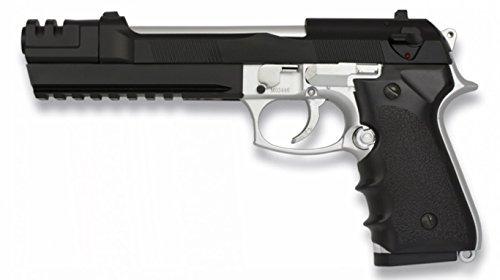 Softair Pistole. schwer. PVC-Kugeln - 6 mm. Dock. gemischt. HFC 0,29 Joule Energie -