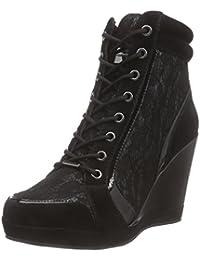 Fornarina BRITT - Zapato brogue de material sintético mujer