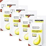 4x Kärcher 6.295-302.0 Nettoyant vitres concentré (4 x 20 ml) détergent pour...