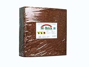 Pepper Agro Coco Peat Organic Soil Substitute Powder, 22Kg