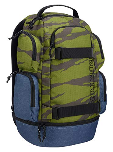 Burton Erwachsene Distortion Pack Daypack, Keef Tiger Rip