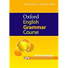 Oxford English Grammar Course: Intermediate without Answers CD-ROM Pack
