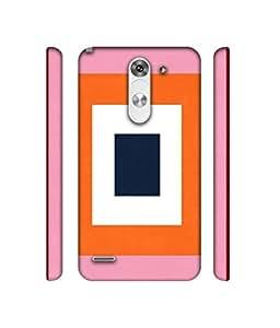 NattyCase Pattern Art Design 3D Printed Hard Back Case Cover for LG G3 Stylus D690