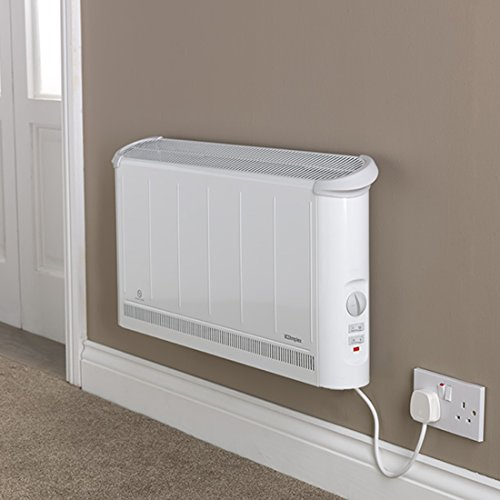 416itNWB31L. SS500  - Dimplex 403TS Covector Heater, Steel, White/Light Grey