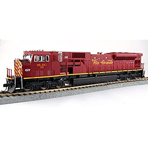 escala HO - Kato Locomotora diésel SD90/43 MAC San Luis & Rio Grande