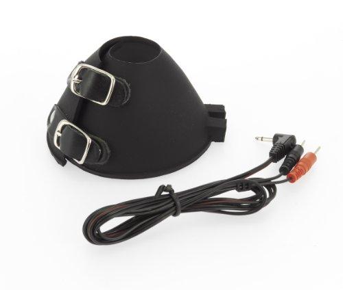 Preisvergleich Produktbild Erotic Fashion ES Fallschirm, schwarzer Gummi, 1er-Pack (1 x 1 Stück)