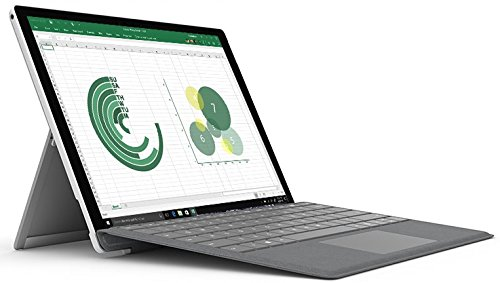 Microsoft SurfacePro Intel Core i5 7th Gen 12.3-inch Touchscreen 2-in-1 Thin and Light Laptop (8GB/256GB/Windows 10 Pro/Silver/0.771Kg), 1796