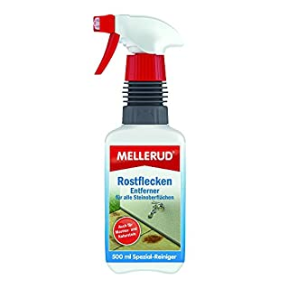 Mellerud Rust Spot Remover for all Stone Surfaces 0.5 Litre 2001001056