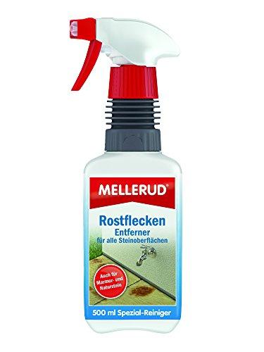 MELLERUD Rostflecken Entferner für alle Stein Oberflächen 0,5 Liter 2001001056