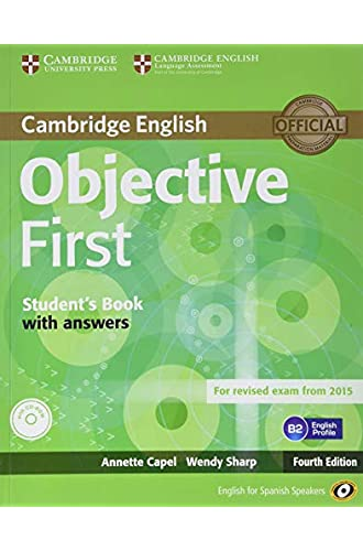 Objective First for Spanish Speakers Self