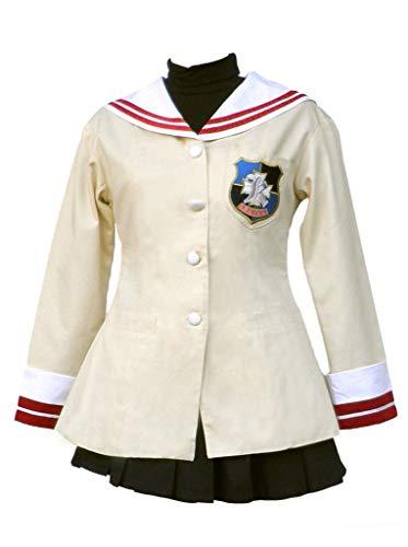 Chong Seng CHIUS Cosplay Costume Nagisa Furukawa School Uniform Outfit for Third Grade