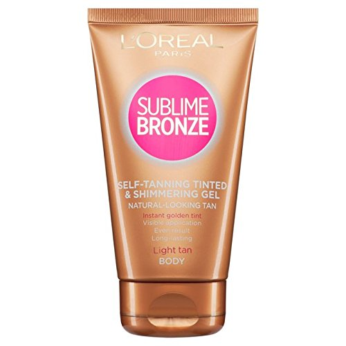 L'oreal - Sublime bronze, gel autobronceador, 150ml