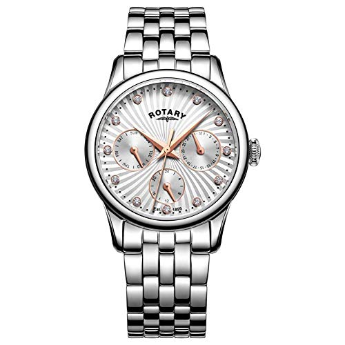 Rotary LB00671-07 Montre Femme