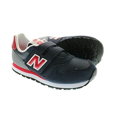 New Balance - Nbkv500Bap - , homme, noir (black/blue), taille bleu/rouge