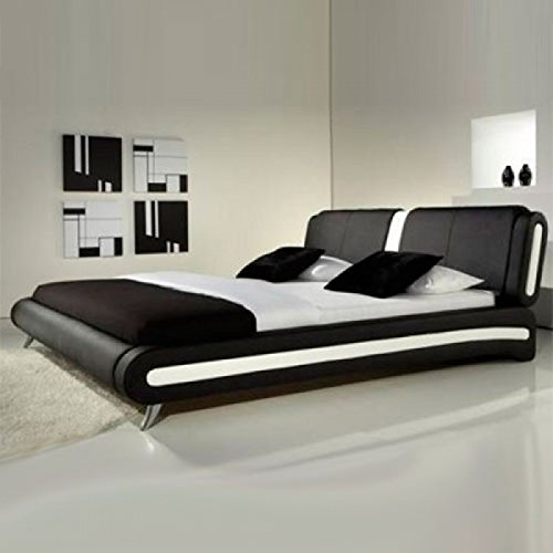 frankfurt-co-giovanni-modern-faux-leather-bed-in-black-white-5ft-king-black