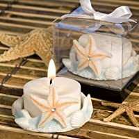 Starfish Design <i>Favor Saver</i> Candle Favors - 60 count by Fashioncraft preisvergleich bei billige-tabletten.eu