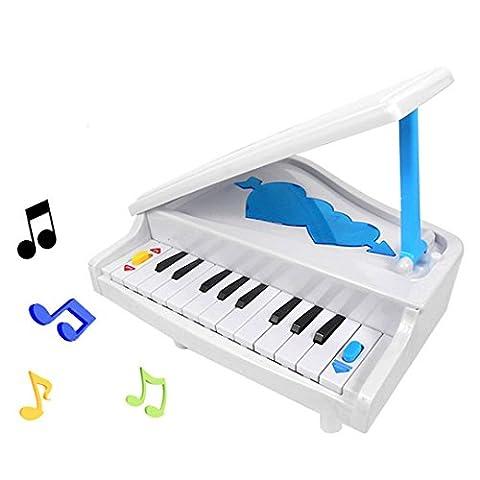ISABELLE Bébé orgue électronique Instrument de musique Clavier électronique/piano électrique enfant