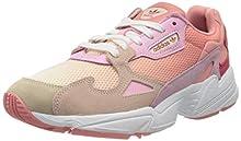 adidas Falcon W, Chaussure de Gymnastique Femme, Écru Tint S18/Icey Pink F17/True Pink, 38 EU