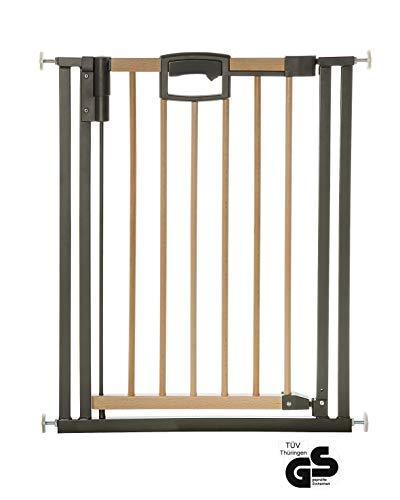 Geuther Easylock Wood Türschutzgitter