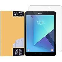 "Samsung Galaxy Tab S2/S3 9.7 Protector de Pantalla,Protector Pantalla de Cristal Templado para Samsung Galaxy Tab S2/S3 9.7""(Transparente,Dureza de Grado 9H)"
