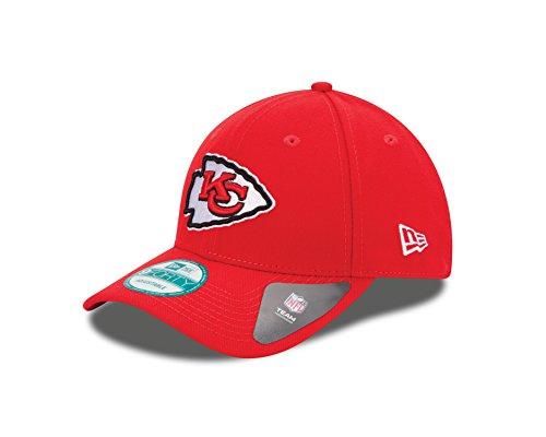 New Era The League Kansas City Chiefs Team - Schirmmütze für Herren, Farbe Mehrfarbig, Größe OSFA (Chiefs-nfl)